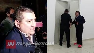 """AQUINO: """"YD PREFIERE LLAMAR TERRORISMO DE ESTADO ANTES QUE EXHIBIR DOCUMENTOS"""""""