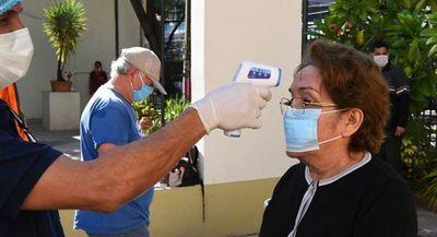 Salud reporta tres nuevos fallecidos y 80 contagios de Covid-19