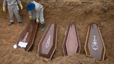"""No podemos recibir a muertos por Covid"", declara encargado de cementerio esteño"