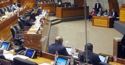 Cámara de Diputados analizará mañana el voto de censura al presidente de la ANDE