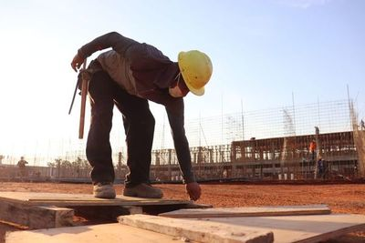 MOPC ejecutó el 51% de su presupuesto para obras en lo que va del año