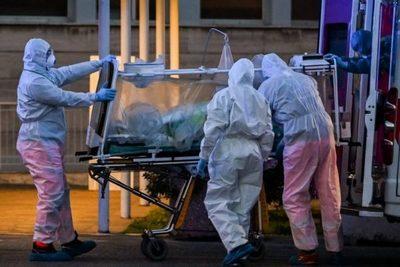 Brasil registra 561 muertes y el total asciende a 94.665