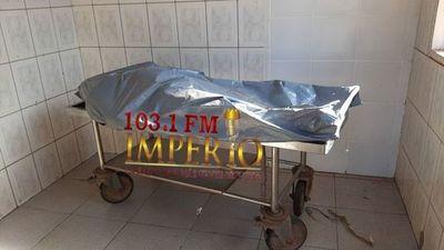 Hallazgo de Cadaver en Callejon Santa Maria Zanja Pytã