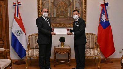 Taiwán apunta a fortalecer su vínculo con Paraguay