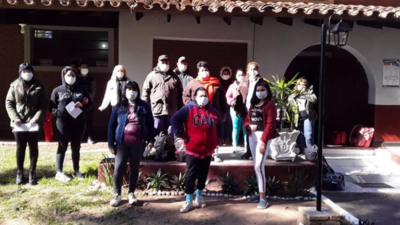 Cerca de 100 compatriotas cumplen con la cuarentena y volverán a sus casas