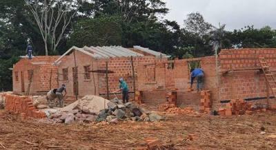 Más de 5.000 viviendas sociales están en ejecución