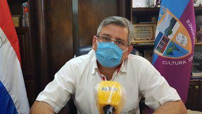 """Gobernador de Guairá niega estar tras """"golpe"""" contra Friedmann"""