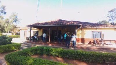 Uno de los fugados de la Comisaría de Santa Rosa del Aguaray era experto en abrir puertas de blindex