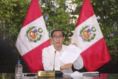 Perú reconoce rebrote del coronavirus y anuncia ambicioso plan de reactivación