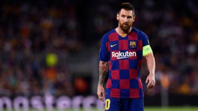 """Marotta sobre Messi: """"Puedo decir que es fantasía"""""""