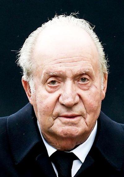 """Rey Juan Carlos I se """"retirará"""" de España"""