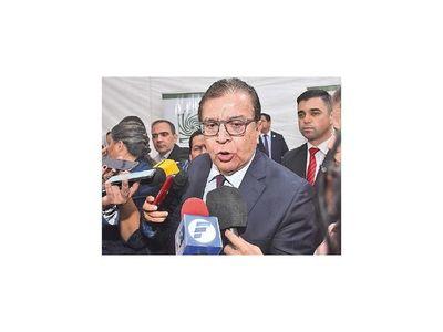 Nicanor justifica que la unidad en ANR es por la gobernabilidad