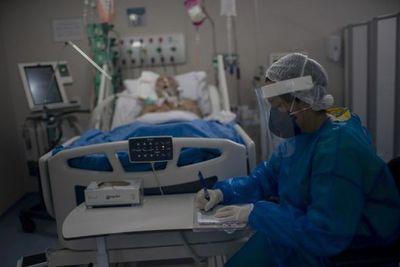 3 fallecidos y 44 sin nexo y uno de es Pedro Juan Caballero confirma Salud