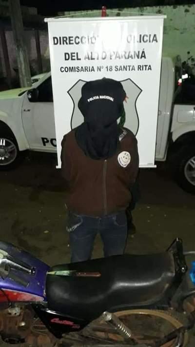 Santa Rita: Fiscal imputó a un hombre que sería responsable de un Homicidio Doloso