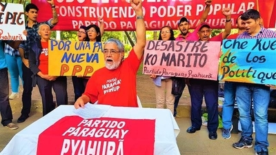 """""""Ninguna reforma beneficiará si se hace a espaldas del pueblo"""", señalan desde el Partido Paraguay Pyahurã"""