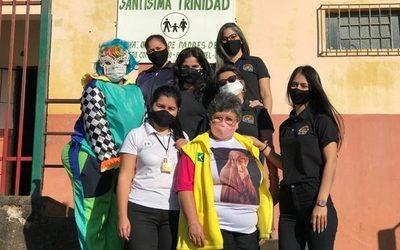 CODENI realiza contención psicológica a niños y adolescentes del barrio San Miguel