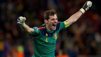 HOY / Iker Casillas anuncia su retiro