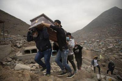 Más de 200.000 personas ya murieron por Covid-19 en Latinoamérica