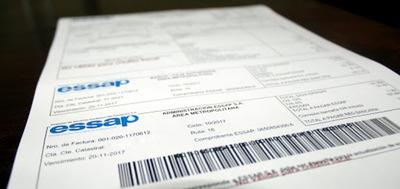 Sindicato de ESSAP rechaza idea de anular facturas