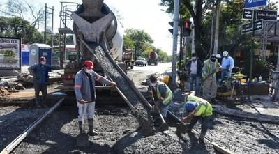 """Obras en España y Sacramento: """"Nenecho"""" promete soluciones duraderas"""