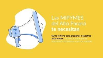 Mipymes inician campaña para reactivación económica