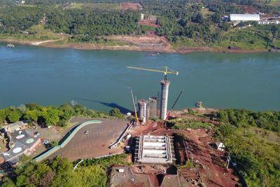 A un año del inicio de los trabajos, segundo puente alcanza 30% de ejecución