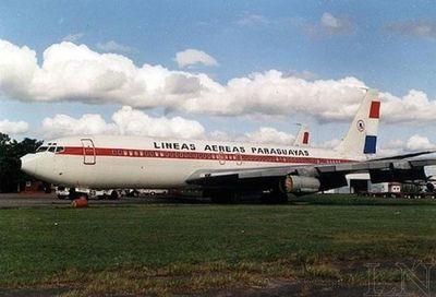 Dinac registró la marca Líneas Aéreas Paraguayas (LAP) y evalúa reactivación