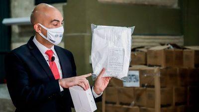 Aseguradora confirma que indemnizará a Salud por insumos rechazados