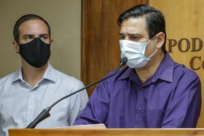 Buzarquis acusa a la Fiscalía de violar la Constitución al hacer imputaciones selectivas donde no consiguen mayoría