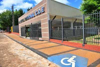 CDE: Anuncian construcción de un nuevo pabellón de contingencia