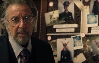 """Anuncian segunda temporada de """"Hunters"""", la serie protagonizada por Al Pacino"""