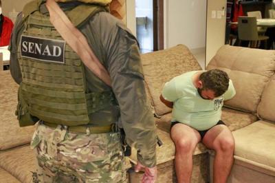 SENAD capturó a Jefe Narco Brasileño en Alto Paraná