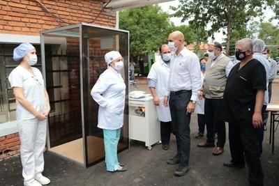 Coronavirus en Paraguay: En la escala de 1 al 10, el país está en 4 según Mazzoleni