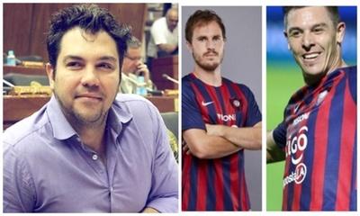 Oscar Tuma asume defensa de la contadora que fue querellada por futbolistas de Cerro