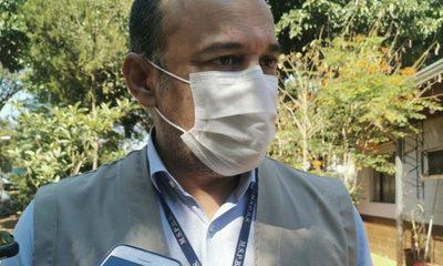 Viceministro dice que no hay colapso de sistema de salud en Alto Paraná
