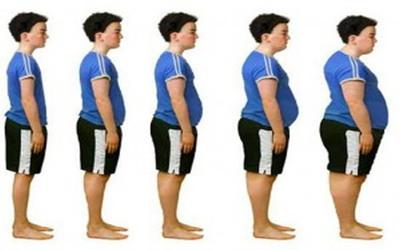 Preocupa cantidad de niños en edad escolar con sobrepeso