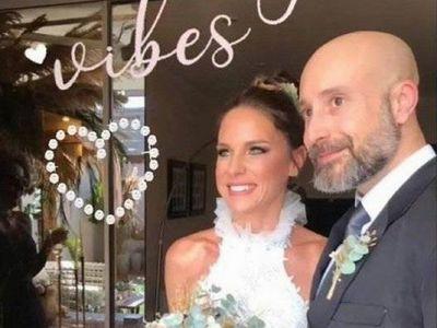 Polémica boda durante cuarentena total termina con donaciones