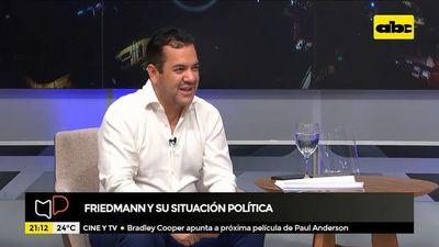 Declaran persona no grata a ministro Friedmann y auditarán su gestión en Gobernación de Guairá