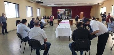 HOY / Aprueban auditar gestión de Rodolfo Friedmann como gobernador del Guairá