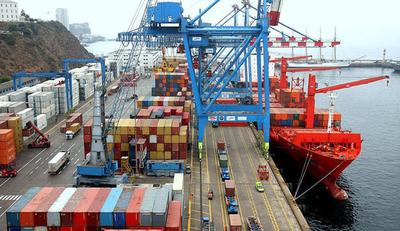 Nivel de exportación uruguaya cae 19,3% en julio