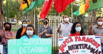 Campesinos rechazan nuevo endeudamiento y piden participación para reforma del Estado