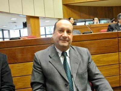 Audio del Presidente del Congreso Nacional: Para mí los intendentes deben terminar sus mandatos
