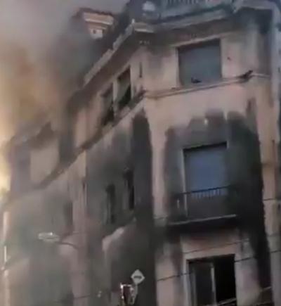 Cultura presenta denuncia contra personas innominadas tras el incendio del excine-teatro Victoria