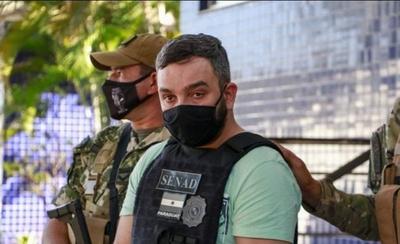 HOY / Expulsan del país al jefe narco brasileño que estaba en lujoso condominio de Hernandarias