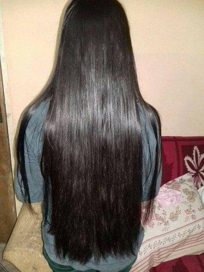 """Las chicas ya no venden su pelo por miedo al virus """"karacha"""""""