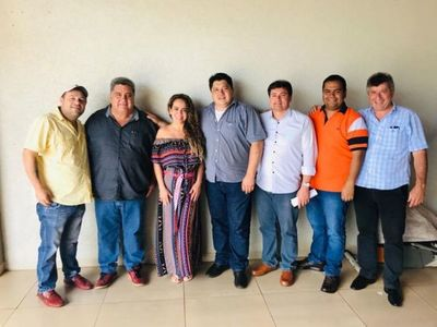 Senado forma bloque anticolorado por intervenciones selectivas a los municipios