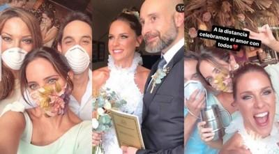 Admiten criterio de oportunidad para imputados tras celebración de boda en cuarentena total
