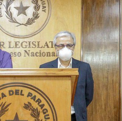 """""""Que no se aproveche Mario Abdo Benítez de las instituciones del Estado para perseguir a opositores"""", afirma Querey"""