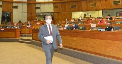 Diputados censuran a Luis Villordo, presidente de la Ande