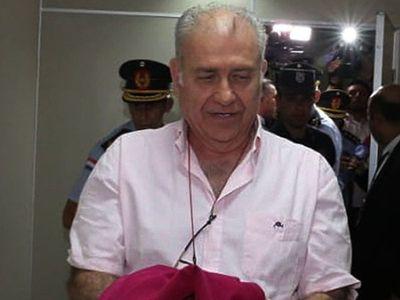 Defensa de RGD recusa a fiscal Osmar Legal por animadversión